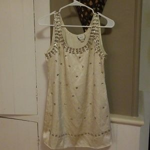 Jeweled Dress or Top